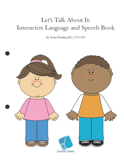 Let's Talk About It: Interactive Language and Speech Book